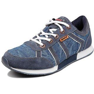 Sparx Storm Navy Blue Sports Shoes