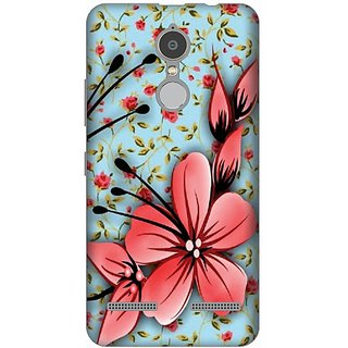 Printland Back Cover For Lenovo K6 Power