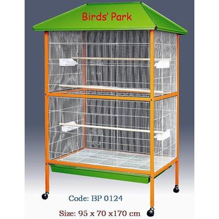 Large Bird cage for Budgerigar finches cockatiel  love birds