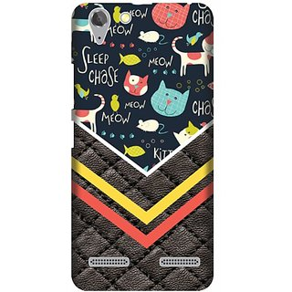 Printland Back Cover For Lenovo Vibe K5 Plus