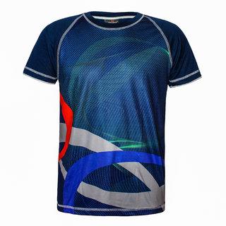 Kothari Man's Sports Round neck Tshirt
