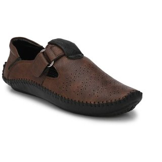 Big Fox Casual Roman Sandals for Men