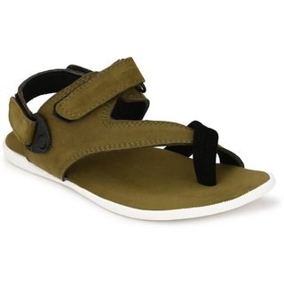 Big Fox Men Green Sandals