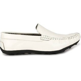 Men's Formal Casual Slip on Synthetic Leather Loafers