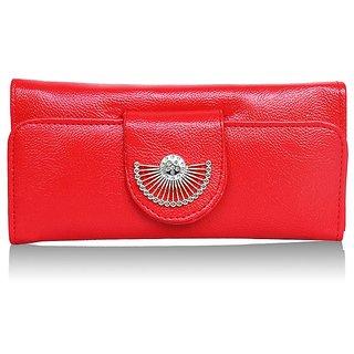 Fantosy red women wallet