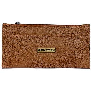 Fantosy beige women wallet