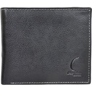 Chandair Pure Leather KNIGHT BLACK Mens Wallet (KL-CH-14_12)