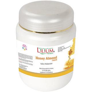 Lilium Honey Almond Cream 900g