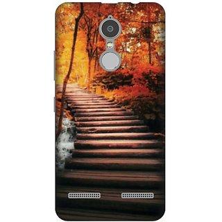 Printland Back Cover For Lenovo K6 Power
