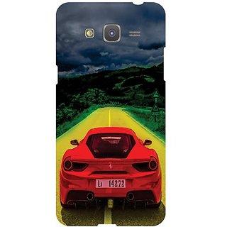 Printland Back Cover For Samsung Galaxy Grand Prime SM-G530H