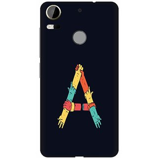 Printland Back Cover For HTC Desire 10 Pro