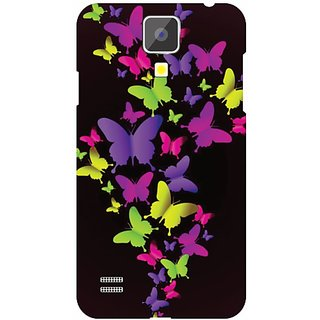 Printland Back Cover For Samsung I9500 Galaxy S4