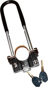OMs Bike Motorcycle Disc/ Disk Brake Wheel Lock Bicycle Bike Brake Lock.