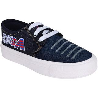 Oricum Women's-603 Blue Sports Running Shoes