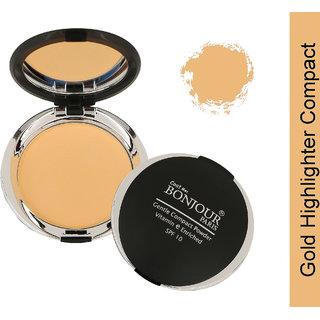 Coat Me Bonjour Paris Gentle Compact Powder - Fair Skin Pearly Gold