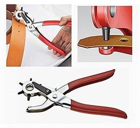S4D Revolving Leather Punch Plier / Revolving Belt Punch Piler
