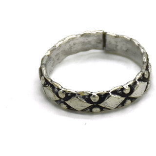 Master Piece Crafts Handmade Diamond shaped Ring