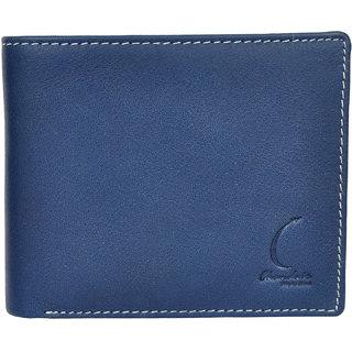 Chandair Pure Leather DARK INDIGO BLUE Mens Wallet (KL-CH-30_45)