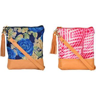 Exotique Women's Multi Casual Bags Combo (HC0009MU)