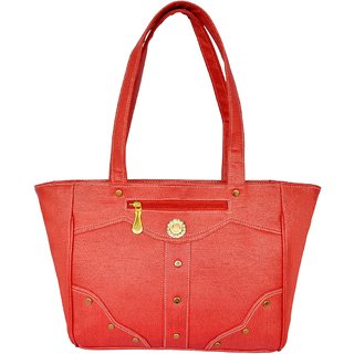 ALL DAY 365 Shoulder Bag  (Orange)