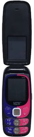 Mtr Mt Smart Dual Sim Mobile Phone With Flap In Black C