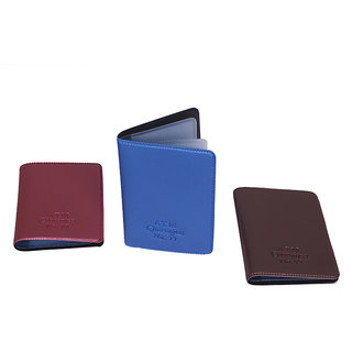 Set of 2 - Credit Card ATM Card Holder (Assorted Colours)