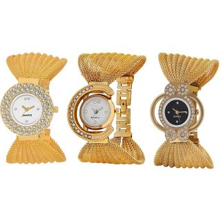 Bhayam Fashion PASSION FOR FASHION COMBO BEST GIFT 2018 Analog Watch - For Girls