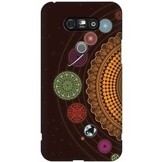 Printland Back Cover For LG G5
