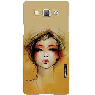 Printland Back Cover For Samsung Galaxy A5 SM-A500GZKDINS/INU