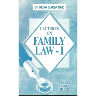 Lectures on Family Law-I