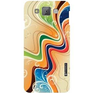 Printland Back Cover For Samsung Galaxy E7