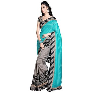 Divine international Bhagalpuri Cotton Saree
