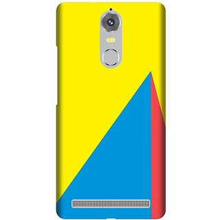 Printland Back Cover For Lenovo K5 Note