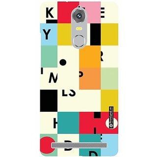Printland Back Cover For Lenovo K5 Note