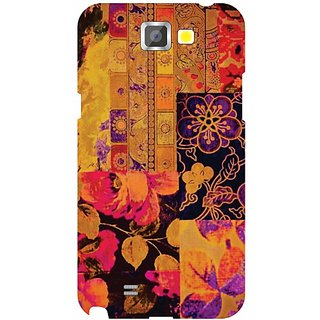 Printland Back Cover For Samsung Galaxy Note 2 N7100