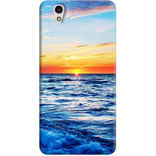 FurnishFantasy Back Cover for Gionee F103 - Design ID - 0714