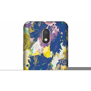 Printland Back Cover For Moto E3
