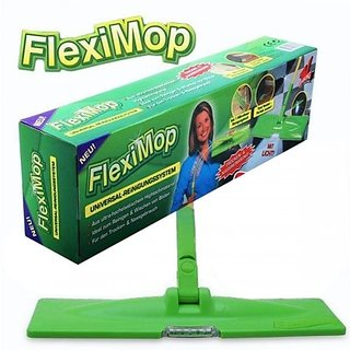 Home Smart Flexi Mop With LED Light Original And Impoted