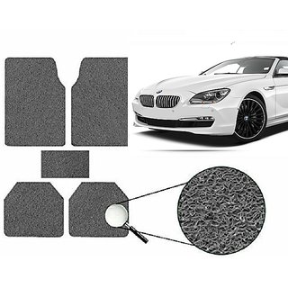 Autonity Anti Slip Noodle Car Floor Mats SET OF 5 Grey  For BMW X1