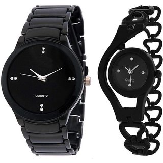 Retail Fancy IIK  Glory Pack-2 Analog Watch - For Men  Women