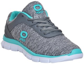 Khadim's Women's Gray Sports Shoes