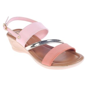Khadim's Women's Peach Heels