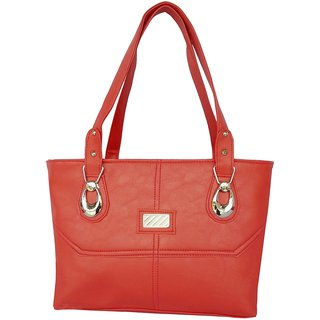 ALL DAY 365 Shoulder Bag  (LIGHT Red)