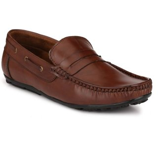 Big Fox Men's Brown Loafers