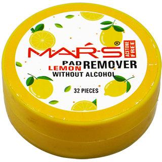 Mars Lemon Nail Paint Remover