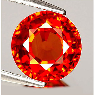 Beautiful Orange Natural Gemstone