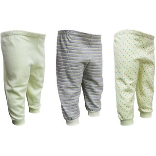 Tumble Yellow Multi Print Track Pant Pack of 3
