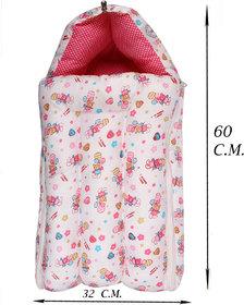 Baby Sleeping Bag Cum Baby Carry Bag