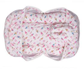 Baby Mattress with Mosquito Net Sleeping Bag Combo