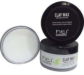 hti clay wax matte finish hair styler